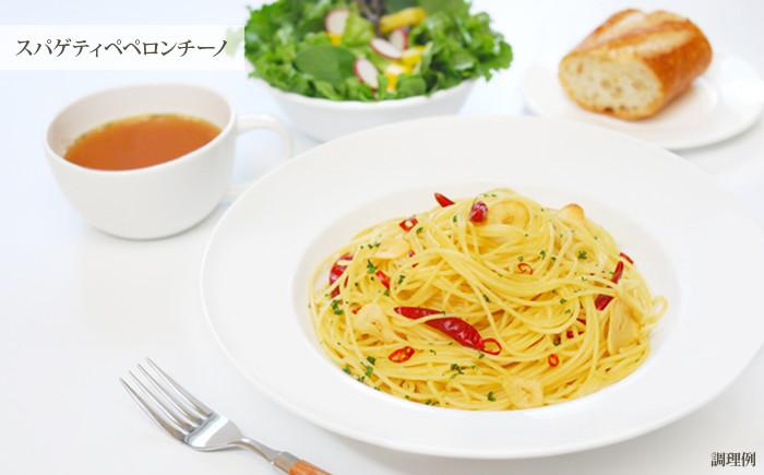 スパゲティペペロンチーノ