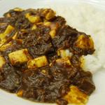 豆腐と挽肉のカレー