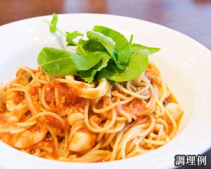 スパゲティトマトソース
