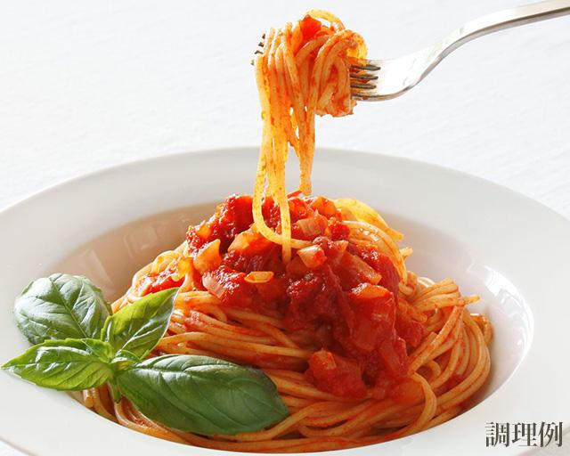 松蔵スパゲティトマトソース